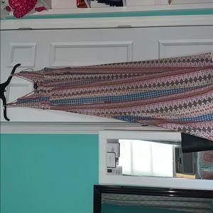 Maxi dress from LuLu's